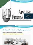 AIS Oxygen Bench System at Appliedergonomics.com
