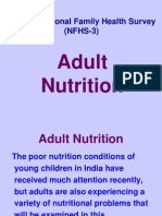 17. NFHS-3 Nutritional Status of Adults