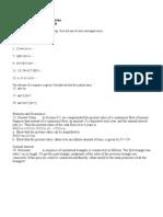 Calculus II Homework Section 12.4 Infinite Series Problems 1-19 Odd,