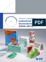 Industrial Biomaterials 2009-2012 VTT Review Hult HarlinR5