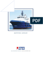 Jaya Holdings Annual Report 2010
