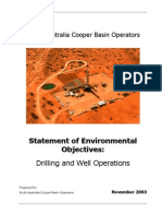 Drilling and Well Operations Environmental November 2003