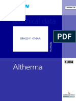 Altherma Data Book