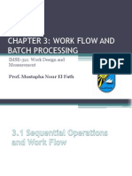 Chapter 3 Work Flow and Batch Processing MN