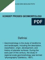 1. KOnsep Proses Geomorf