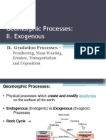 2. Geomorphic Processes_Exogenic Process