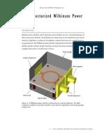 Models.rf.Wilkinson Power Divider