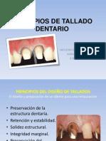Principios de Tallado Dentario Karla Expo