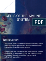 Cells and Organs of Immune System