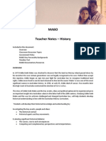 Mabo History TeacherNotes