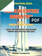 Konstruksi Bangunan Tinggi 2 Dasar Perhitungan