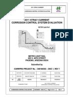 ValleyMetro2011StrayCurrentCorrosionControlSystemEvaluation