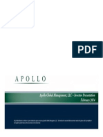 APO Investor Presentation February 2014
