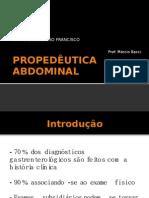 Propedeutica Fisica do Abdome