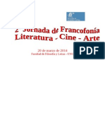 FRAMCOPHONIE Circulaire 2014