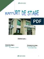 Rapport de stage banque populaire 2013 pdf