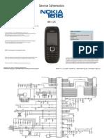 Nokia 1616 Rh-125 Service Schematics v1.0