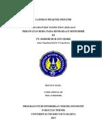 Lpi 13 Oto 11504241006 Faris Pre Delivery Inspection