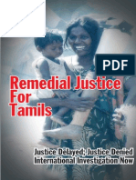 Transnational Government of Tamil Eelam's (TGTE) Publication