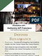 Aliran Seni Renaissance (Viniy)