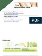 1990 - A new approach to highefficiency multibandgap solar cells.pdf