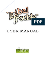 Tribaltrouble Manual