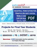 New Pjt Card  AutomiiZ