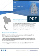 New House Options for Bangkok Expats