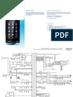 Nokia Asha 305 Rm-766 Service Schematics v1.0