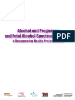 Alcohol and Pregnancy Professionals 2011 Booklet