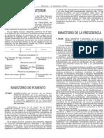 Real Decreto 1128-2003, De 5 de Septiembre