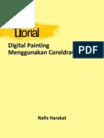 Tutorial Digital Painting Menggunakan CorelDRAW