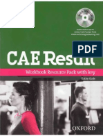 CAE Result Workbook