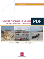 Spatial Planning in Coastal Region. Facing the Impact of Climate Change