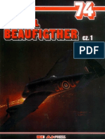 (Monografie Lotnicze No.74) Bristol Beaufighter, Cz. 1