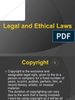 Issues of Copyright