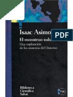 El monstruo subat�mico de Isaac Asimov v1.0