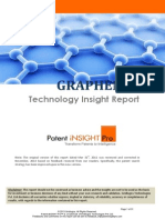 Graphene Patent Search and Analysis Report