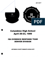 FBI Columbine Reports