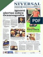 Gcpress Jueves 6 Mar 2014 Portadas Medios Nacionales