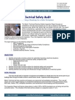 Electrical Safety Inspection 1210