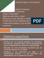 CONCEPTOS BASICOS DE NUTRICION HUMANA
