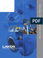 SLS 646 Oil and Gas Brochure