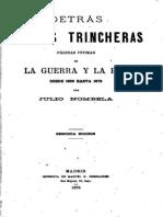 Detras de Las Trincheras_ Paginas Intima - Julio Nombela