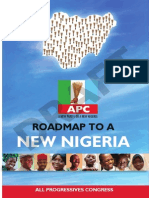 Roadmap to a New Nigeria