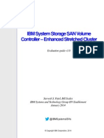 Ibm Svc Enhanced Stretched Cluster Guide