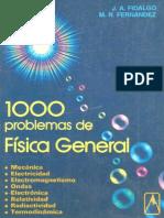 1000 Problemas de Fisica General j Fidalgo m Fernandez