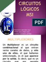 Circuitos lógicos msi