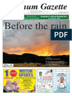 Platinum Gazette 07 March 2014