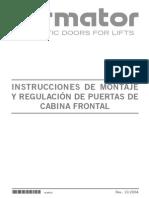 Puerta Cabina Frontal